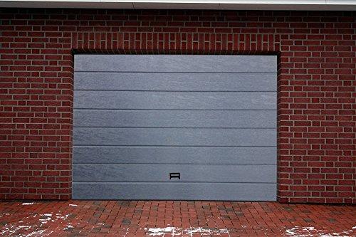 Anthrazitgraues Garagentor,Tor,Tore 3040 x 2610 mm,Sektionaltore,Garagentore in RAL7016, Industrietor,Garagenrolltor