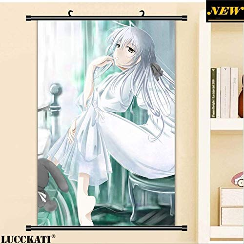 JIAJIAFU Yosuga No Sora Sky of Connection Kasugano Sora Lolita Sexy Loli Ass Cameltoe Dibujos Animados Anime Poster Wall Scroll Lienzo Pintura 40 X 60 CM Q