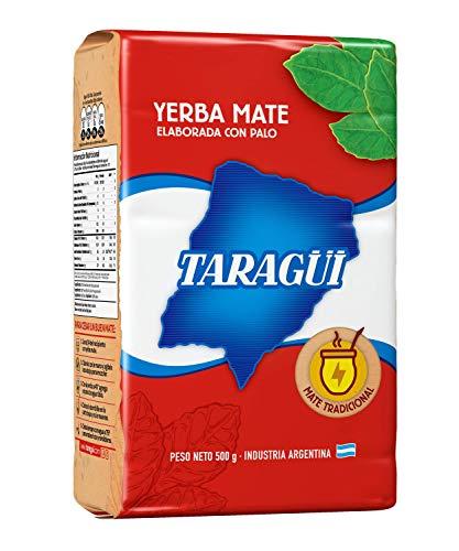 Taragüi Yerba Mate con Palo - 500 gr
