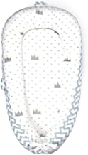 Baby Lounger,Baby Nest 100% Cotton Breathable and Hypoallergenic Newborn Lounger Perfect for Co-Sleeping