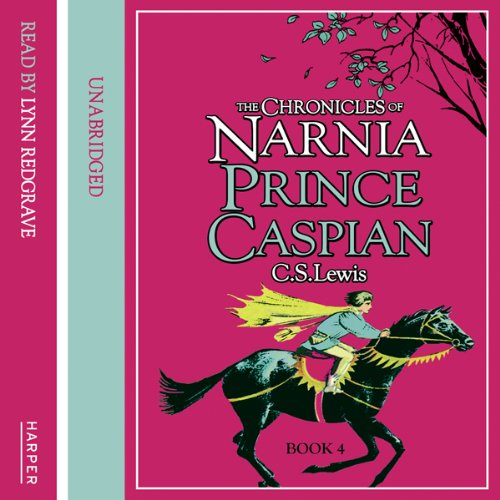 Prince Caspian: The Chronicles of Narnia, Book 2 audiobook cover art