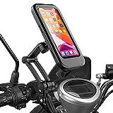 Support de téléphone étanche pour vélo et Moto, Support de téléphone Portable Universel pour...
