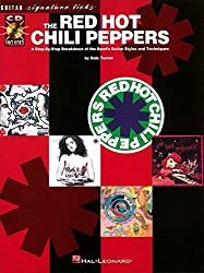 Partition : Red Hot Chili Peppers Guitar Sig.Licks + Cd
