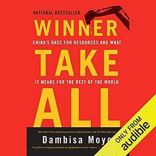 Winner Take All audiobook cover art