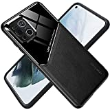 ALAMO Hülle Kompatibel Oppo Find X3 Pro, Premium Glas PU