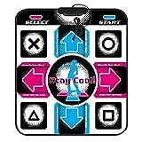 Dance Pad, Dancing Mat for Dance Dance Revolution (DDR), nicht empfindlich, USB, Dance Blanket für PC Laptop Video Game