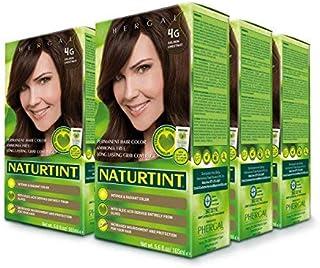 Naturtint Permanent Hair Color - 4G Golden Chestnut, 5.28 fl oz (6-pack)