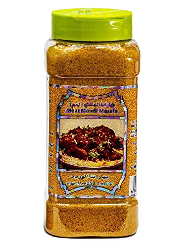 Meat Mandi Premium Arabian Spice Blends & Rubs & Mix - Authentic Middle Eastern Baharat Spice Masala Collection