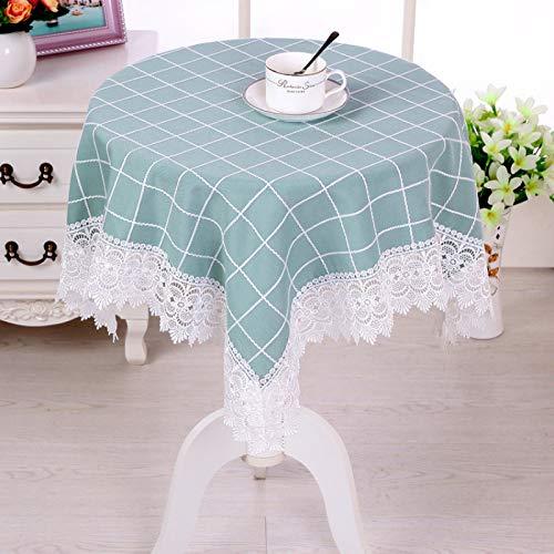 sans_marque Manteles, tableros de mesa, textiles para el hogar, elegantes manteles bordados, modernos manteles antiguos, manteles de lujo 140*190cm