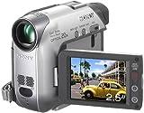 Sony Camcorder MiniDV DCR-HC22E 0,8 MP CCD - Videocámara (0,8 MP, CCD, 25,4/6 mm (1/6'), 20x, 800x, 2,3-46 mm)