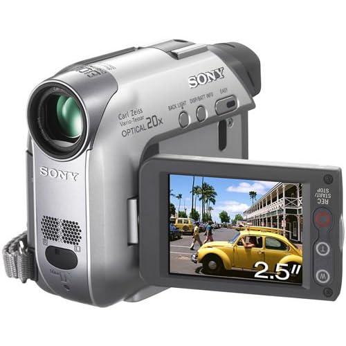 Sony Handycam DCR-HC22E Caméscope Mini DV Zoom Optique 20x DCRHC22E DCRHC22E.CEEJ