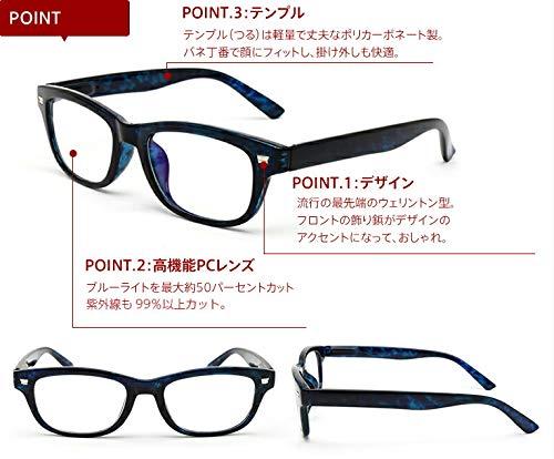 MIDI-ミディ老眼鏡おしゃれメンズレディースブルーライトカットブルーライト高機能PCリーディンググラスウェリントンタイプリーディンググラスシニアグラス大きめ人気(M-208N,C1,+1.50)