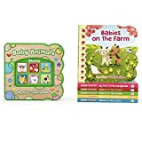 Baby Animals Stories (My First Storyteller: Children's Interactive Music and Read-along Player With Books)