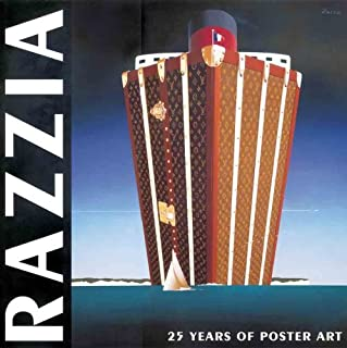 Razzia: 25 Years of Poster Art by Mickey Ross(2007-10-15)