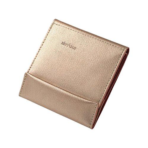 薄い財布 abrAsus(アブラサス)プラム