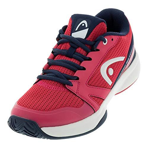 Head Sprint Team 2.5 Women, Zapatillas de Tenis Mujer, Rojo (Magenta/Dark Blue Madb), 37 EU
