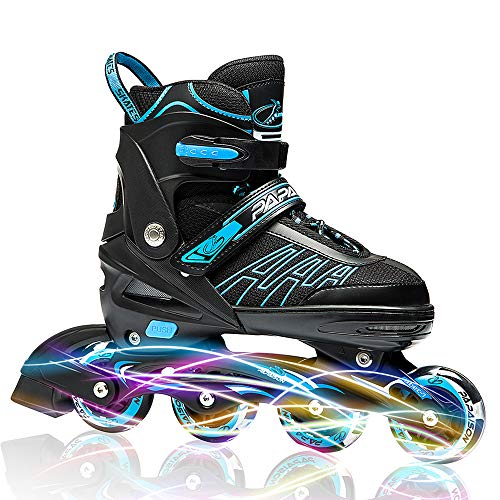 Adjustable Inline Skates for Teen Girls