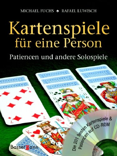 Kartenspiele für eine Person Patiencen...