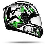 Ato, casco integrale Gun M 740compatibile con le norme di sicurezza ECE 2205