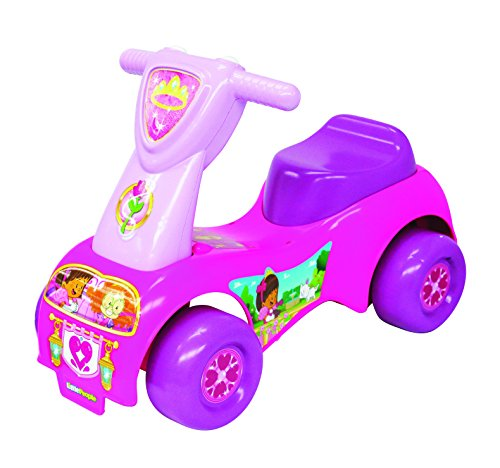 Fisher-Price Little People Push 'N Scoot Princess Ride On by Fisher-Price