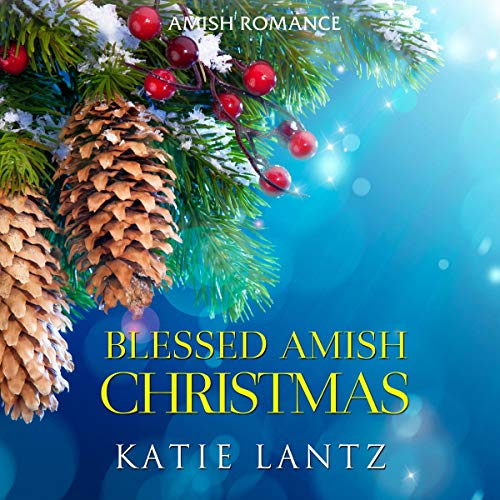 Blessed Amish Christmas cover art