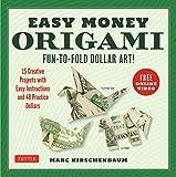 Easy Money Origami Kit: Online Video Demos: Fun-to-Fold Dollar Art!