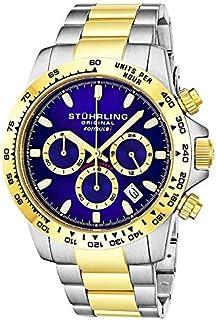 ستيرلنج اوريجينال ساعة يد للجنسين ، ستانلس ستيل ، 891.04