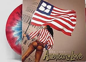Bad Rabbits - American Love ETC exclusive Red/White/Blue Swirl Vinyl #/150