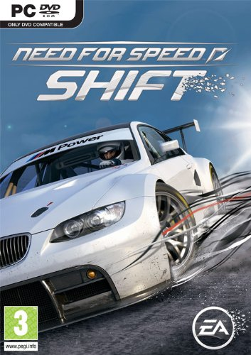 Electronic Arts Need for Speed Shift, PC - Juego (PC, PC, Racing, Slightly Mad Studios)