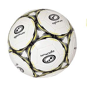 Dafor Balón Fútbol 11 Amarillo (Talla: 5): Amazon.es: Deportes y ...