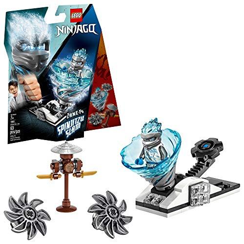 LEGO NINJAGO Spinjitzu Slam Zane 70683 Building Kit (63 Pieces)