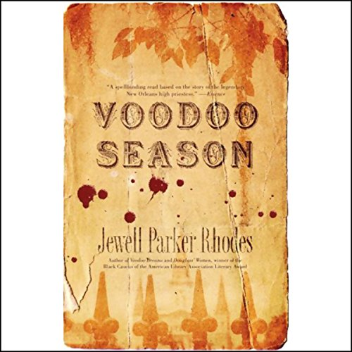 Voodoo Season audiobook cover art
