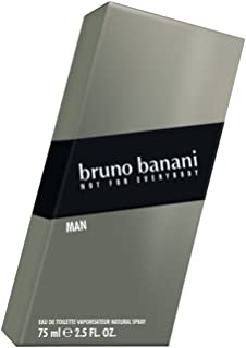Bruno Banani, Agua de perfume para hombres - 75 ml.
