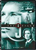 The X-Files - The Complete Third Season (DVD, 2009, 6 Disc Set