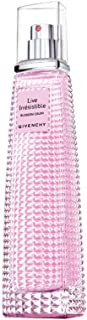 Givenchy Live Irresi Blossom Crush for Women Eau De Toilette Spray 2.5 Ounces, clear