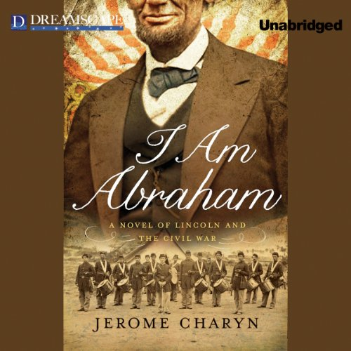 I Am Abraham audiobook cover art