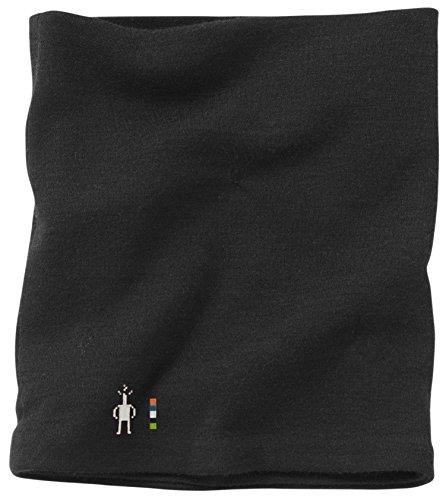 Smartwool Merino 250 Neck Gaiter Balaclavas Mixte Adulte, Black, FR Unique (Taille Fabricant : One Size)