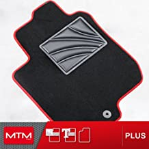Petex 34010 Tapis en caoutchouc pour Ranger /à partir de 01//2012 Noir