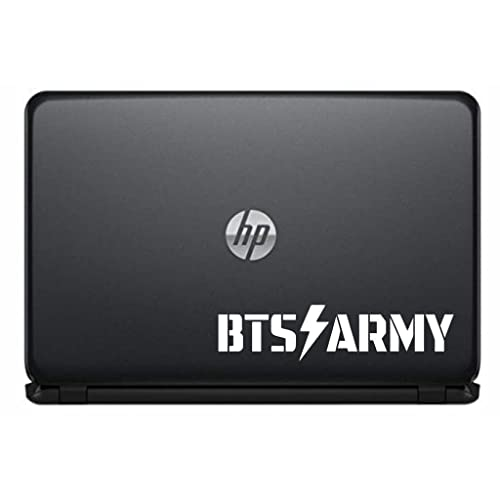 pretty nice f9752 375d9 BTS Stickers for Laptop: Amazon.com
