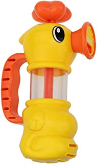 Fashioned Kids Water Spray Duck Bather Toy Swimming Pool Bathtub Toy