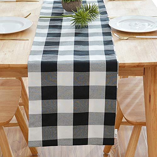NATUS WEAVER 100% Cotton Black & White 2 Piece Fabric