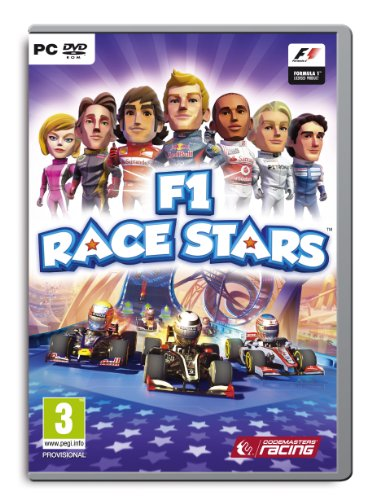 F1 RACE STARS PC EN EU PEGI