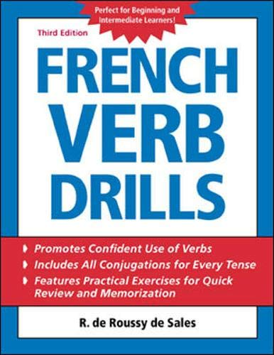 French Verb Drills (Language Verb Drills)