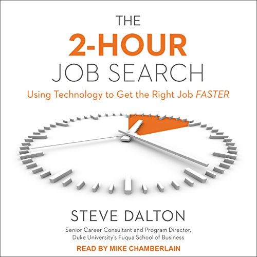 The 2-Hour Job Search audiobook cover art