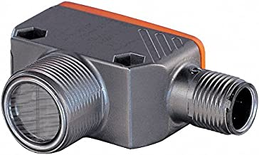 IFM 35mm Selectable Light On/Dark On Rectangular Photoelectric Sensor; Sensing Method: Diffuse