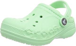 Crocs Unisex-Child Baya Lined Clog | Kids' Slippers