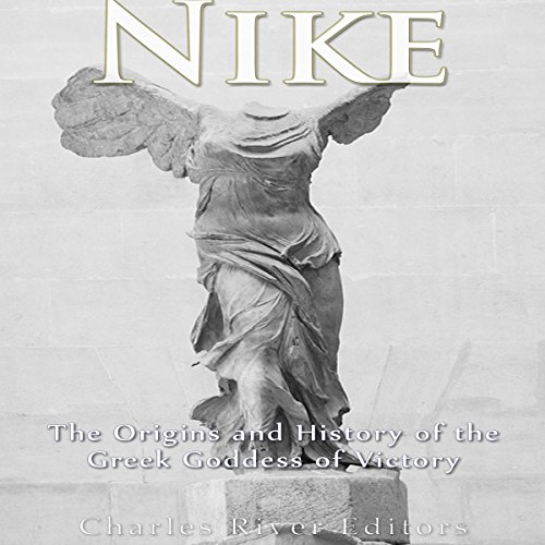 Nike audiobook cover art