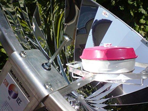 Solarbackset Omnia Backofen plus Solarkocher Premium11 - 2