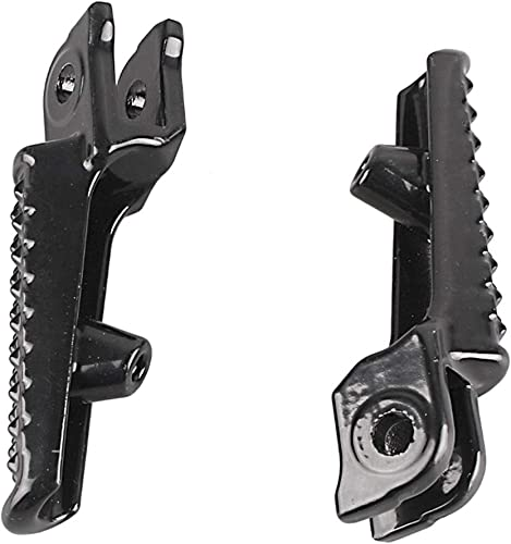 new arrival Mallofusa Aluminum 2021 Motorcycle Front Foot online Pegs Footrests Compatible for Honda CBR600RR 2003 2004 2005 2006 2007 2008 2009 2010 2011 2012 2013 2014 Black sale