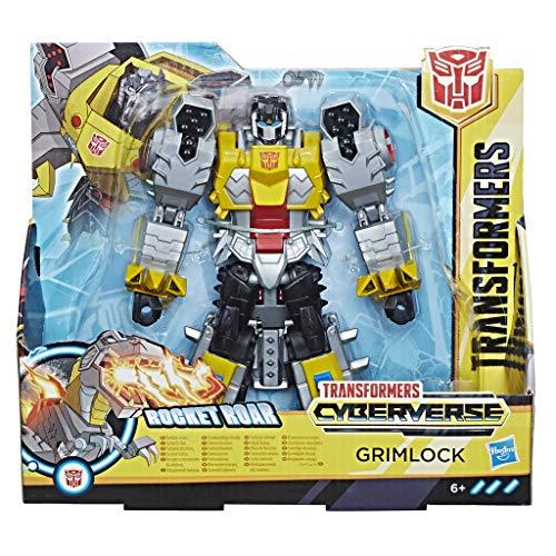 Transformers - Cyberverse Ultra Grimlock (Hasbro E1908ES0)